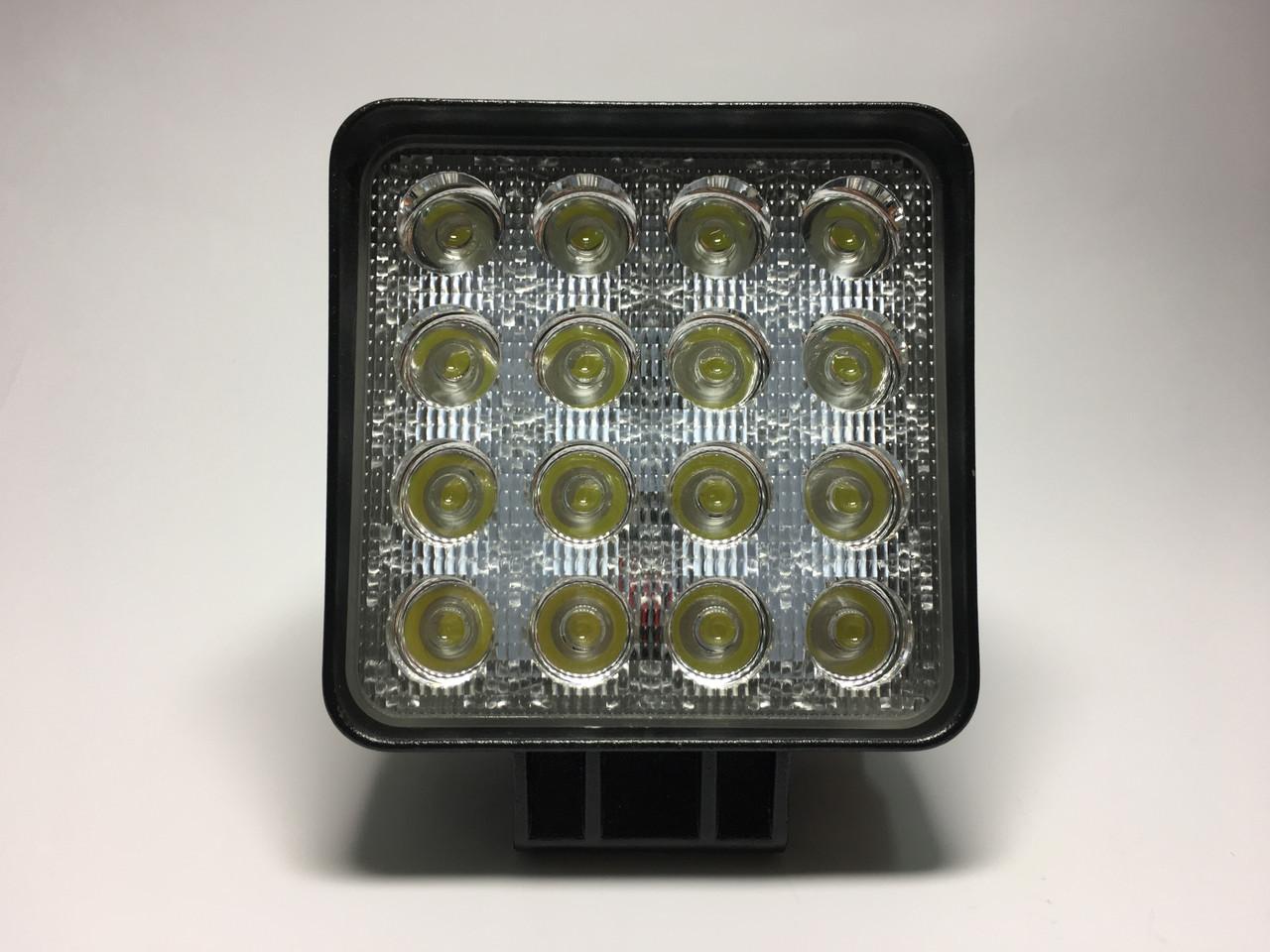 LED фары 1210-48W