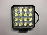 LED фары 1210-48W, фото 3
