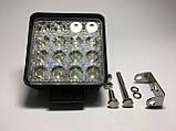LED фары 1210-48W, фото 4