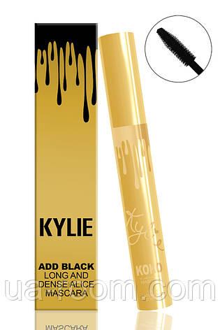 Тушь для ресниц Kylie Add Black Long and Dense alice mascara 8001, фото 2