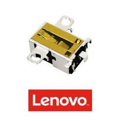 Оригинальный разъем гнездо питания Lenovo 110-15IBR 510-15IKB 310-15ABR - разем 4.0 х 1.7 мм, фото 2