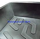 Коврик в багажник Skoda Fabia (5J5) Combi (07-14) тэп Шкода, фото 2