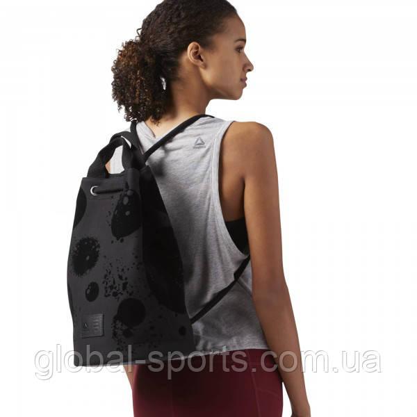 Женская сумка- рюкзак  Reebok Premium Sling Bag (Артикул: CD7247)