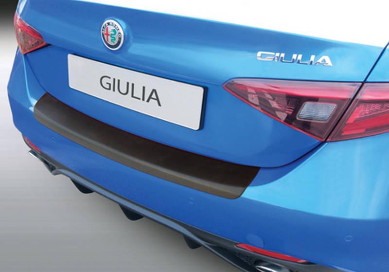 RBP676 Alfa Romeo Giulia 5.2016> rear bumper protector
