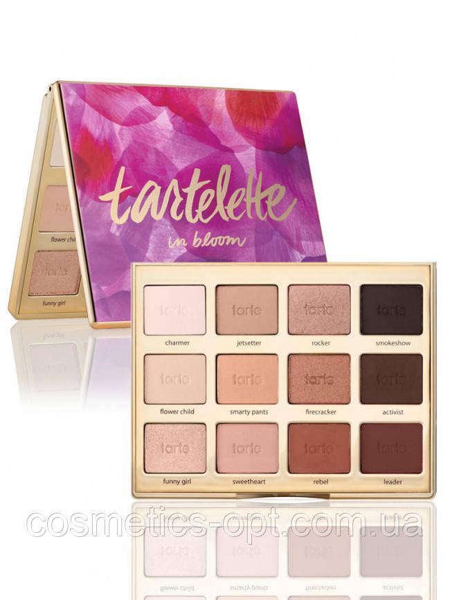Тени для глаз Tarte Cosmetics Tartelette in Bloom Clay Palette (реплика)
