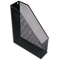Лоток вертик Optima Метал Сетка черный O36309-01