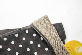 Женские кожаные перчатки  402, фото 2