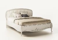 Кровать двухспальная Тереза 160 1148х1818х2108мм ясень белый   Світ Меблів