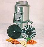 Бу машина для ножевой очистки моркови Duurland 500 кг/ч, фото 5
