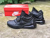 Nike Air Force 270 Triple Black (реплика), фото 6