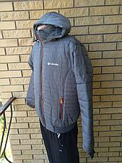 Куртка мужская демисезонная реплика COLAMBIA, фото 2