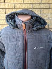 Куртка мужская демисезонная реплика COLAMBIA, фото 3