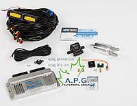 Электроника LPG TECH 328 Level(8 цилиндров) (дат. ур. газа, дат. темп. ред.) с фил