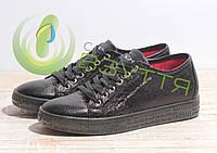 Кожаные женские кроссовки Carlo Pachini 4503 ч 37-40 размеры, фото 1