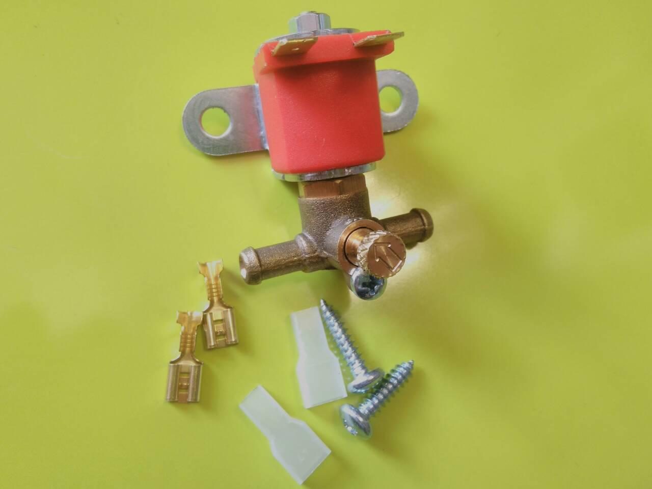 Электронный клапан бензина AstarGas,  латунный