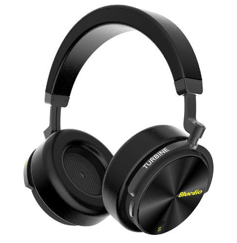 Наушники Bluedio T5S Bluetooth Black