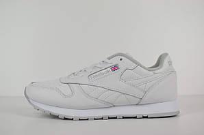 Кроссовки Reebok Classic 1983, белые