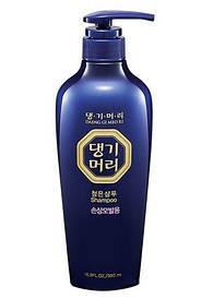 Тонизирующий шампунь для поврежденных волос Daeng Gi Meo Ri Chung Eun Shampoo For Damaged Hair 500 ml