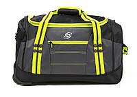 a95f06ca7f2d Стильная яркая вместительная удобная дорожная сумка на колесиках RUXINDA  art. 116-20 №2