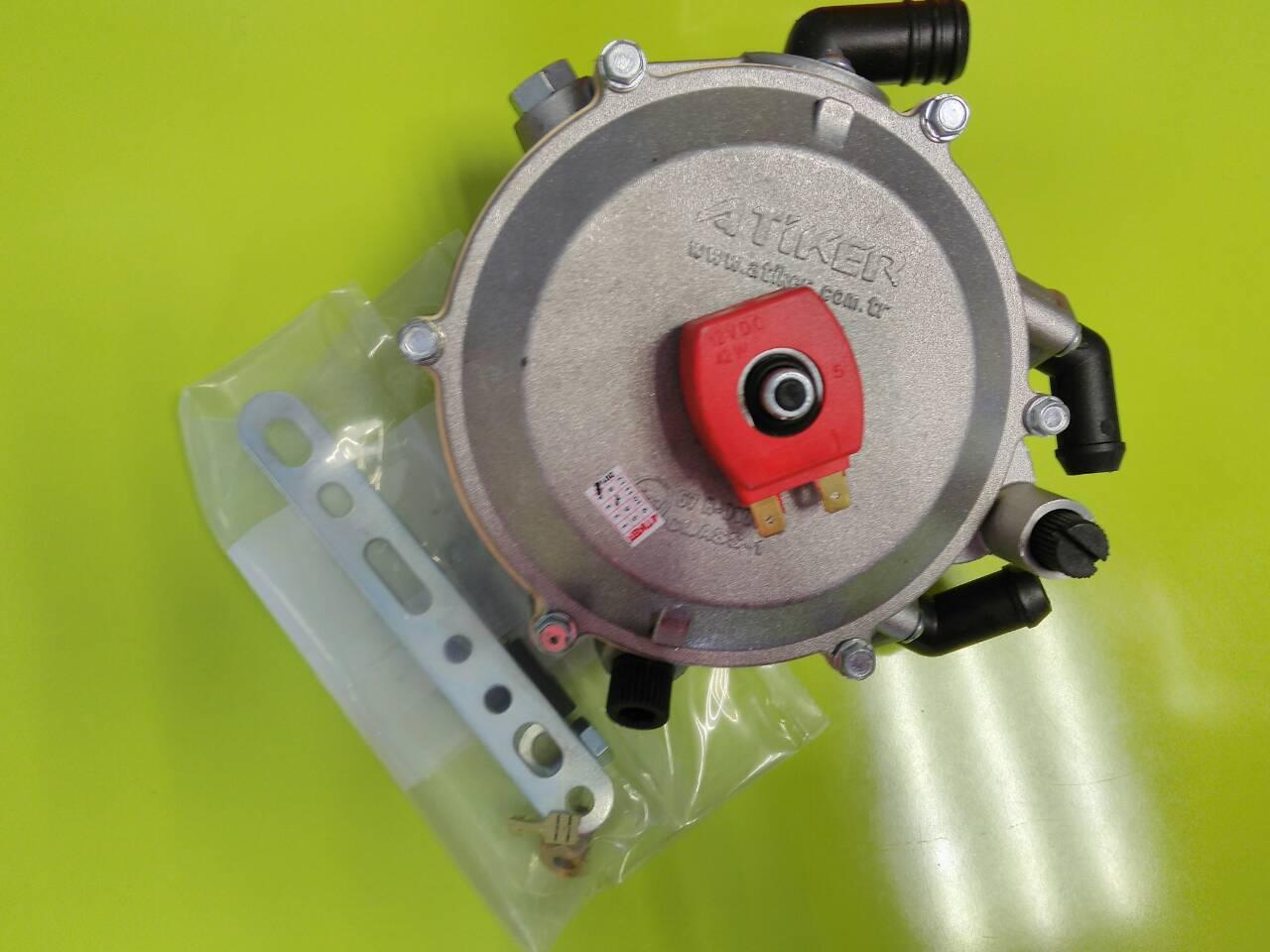 Редуктор пропановий газу Atiker VR02 вакуумний (Туреччина )