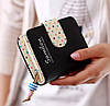 Оригинальный женский кошелек, черный
