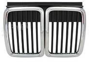 Решетки капота лев+прав (ноздри) BMW E30 82-91  51131884350