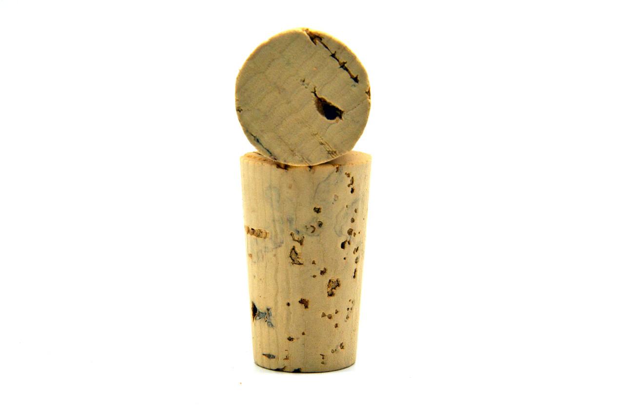 Пробка корковая 21мм х 16 мм