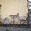 Скамейка садовая боковины кованые с листьям 2 шт., фото 6
