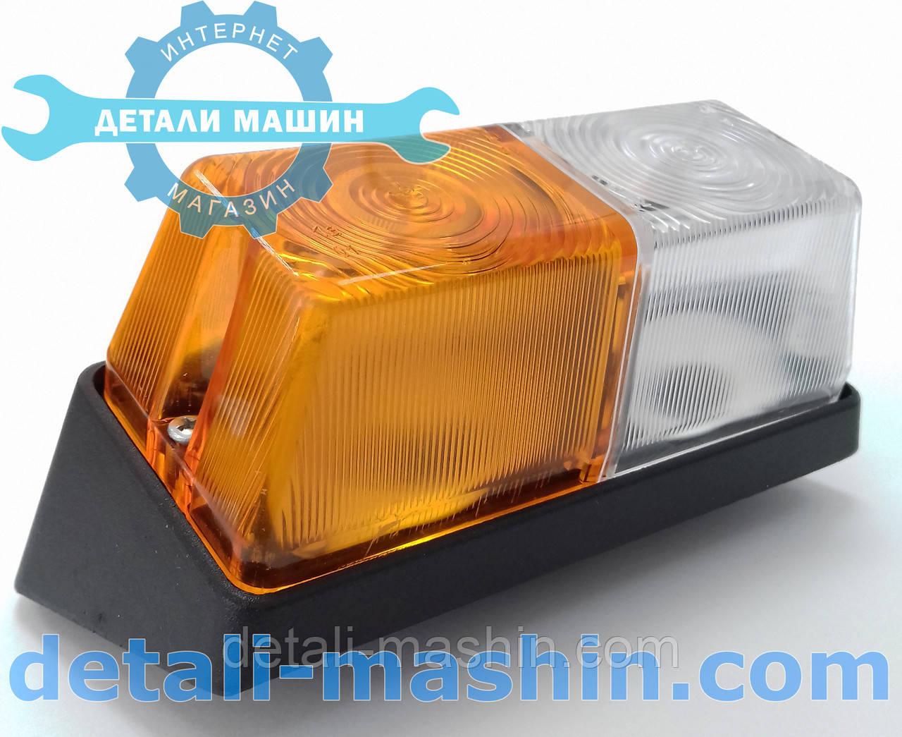 Фонарь передний МТЗ ФП-204 металлический корпус