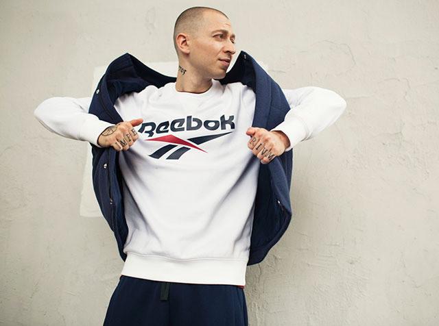 Одежда Reebok