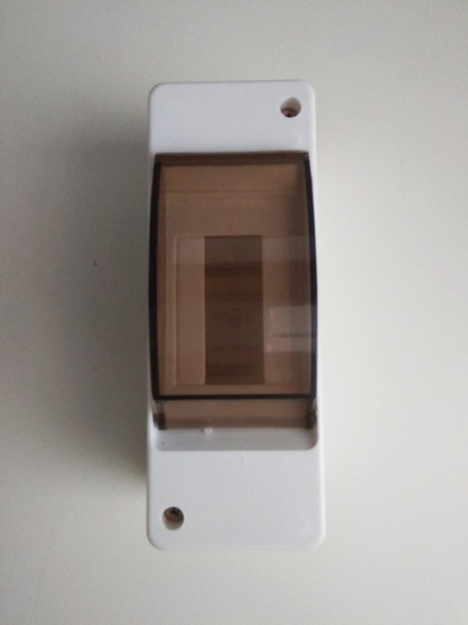 Пластиковый корпус наружной установки (ЕРL) 1-2 МОД. С КРЫШКОЙ