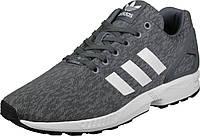 Кроссовки Adidas ZX Flux 46.5 Серые (4058025071969)
