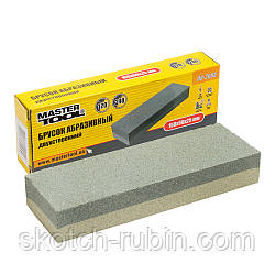 Точильный камень прямоугольный Master Tool 150 х 50 х 25 мм