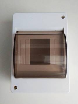 Пластиковый корпус наружной установки (ЕРL) 3-4 МОД. С КРЫШКОЙ