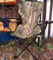Раскладной стул для рыбалки со спинкой  Рыбак