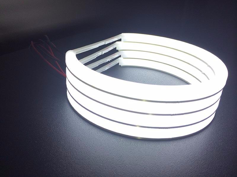 Ангельські очки (4*131 мм) LED для BMW E39