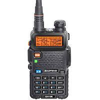 Портативная радиостанция Baofeng UV-5R 136-174 / 400-520 МГц, до 5 Вт | код: 10.01602