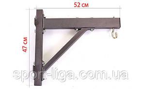 Кріплення настінне з крюком для боксерського мішка SR7606B