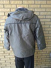 Куртка чоловіча демісезонна JEEP, фото 3
