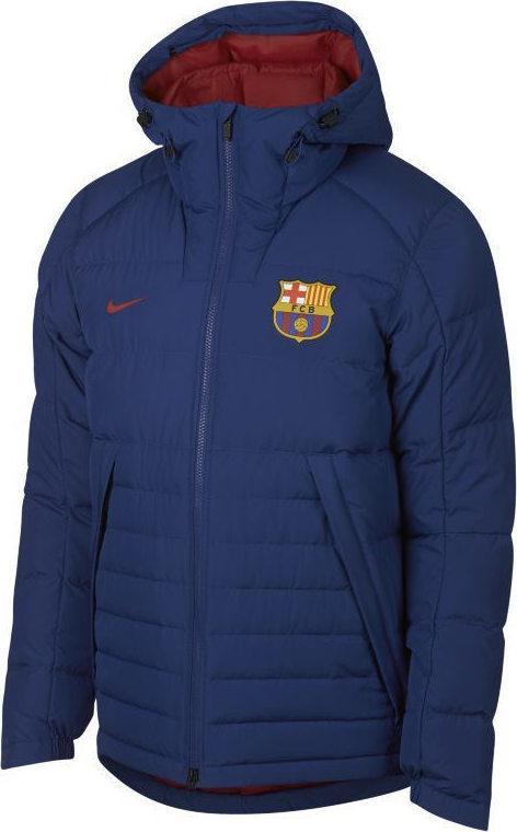 e9445b61 Куртка Nike Sportswear FC Barcelona 2018 AH7322-455 (Оригинал) - Football  Mall -