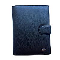 Мужской кошелек для документов Dr. Bond Classic из натуральной кожи. Портмоне., фото 1