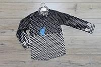 Катоновая рубашка для мальчиков. ( Турция). 10- 14 лет.