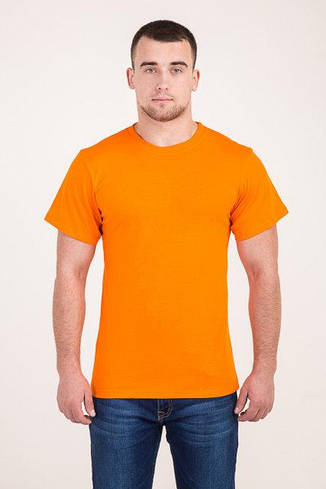 Футболка КLP PLUS №3 Универсал (150 г/м²)Оранжевый