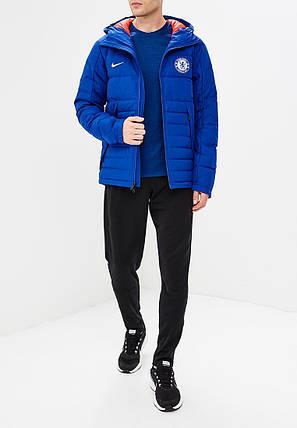 Chelsea London Fc Nike Training Jacke Jacket 2017 18 Track Top Sportswear Blau