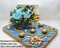 Конфетные сокровища в белом сундуке, фото 1