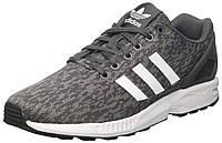 Кроссовки Adidas ZX Flux 42 Серые (4058025071785)