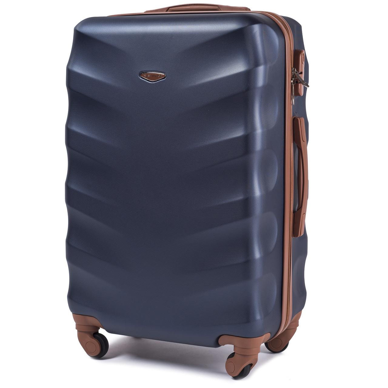 f4074790c401 Чемодан Wings 406 Средний (M) Exclusive Синий - LOST BAG - сумки, чемоданы