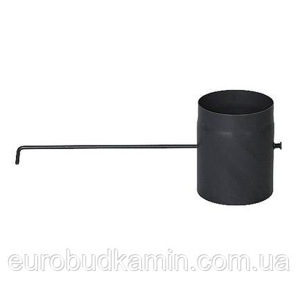 Шибер для дымохода (2мм) Ø200