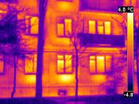 Тепловизионное обследование в Одессе