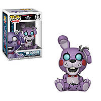 Фигурки 5 ночей с Фредди Теодор Funko Pop Books: Five Nights At Freddy's-Theodore Co, Multicolor